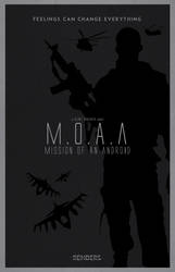 Minimalist Movie Poster - Mission of an Android by chorvath8