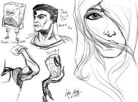 Sketchbook 12 by Luka87