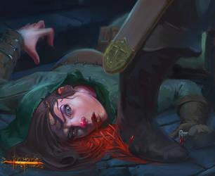 Play Dead by Luka87
