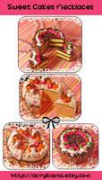 Sweet Cake Jewelry by tedsie