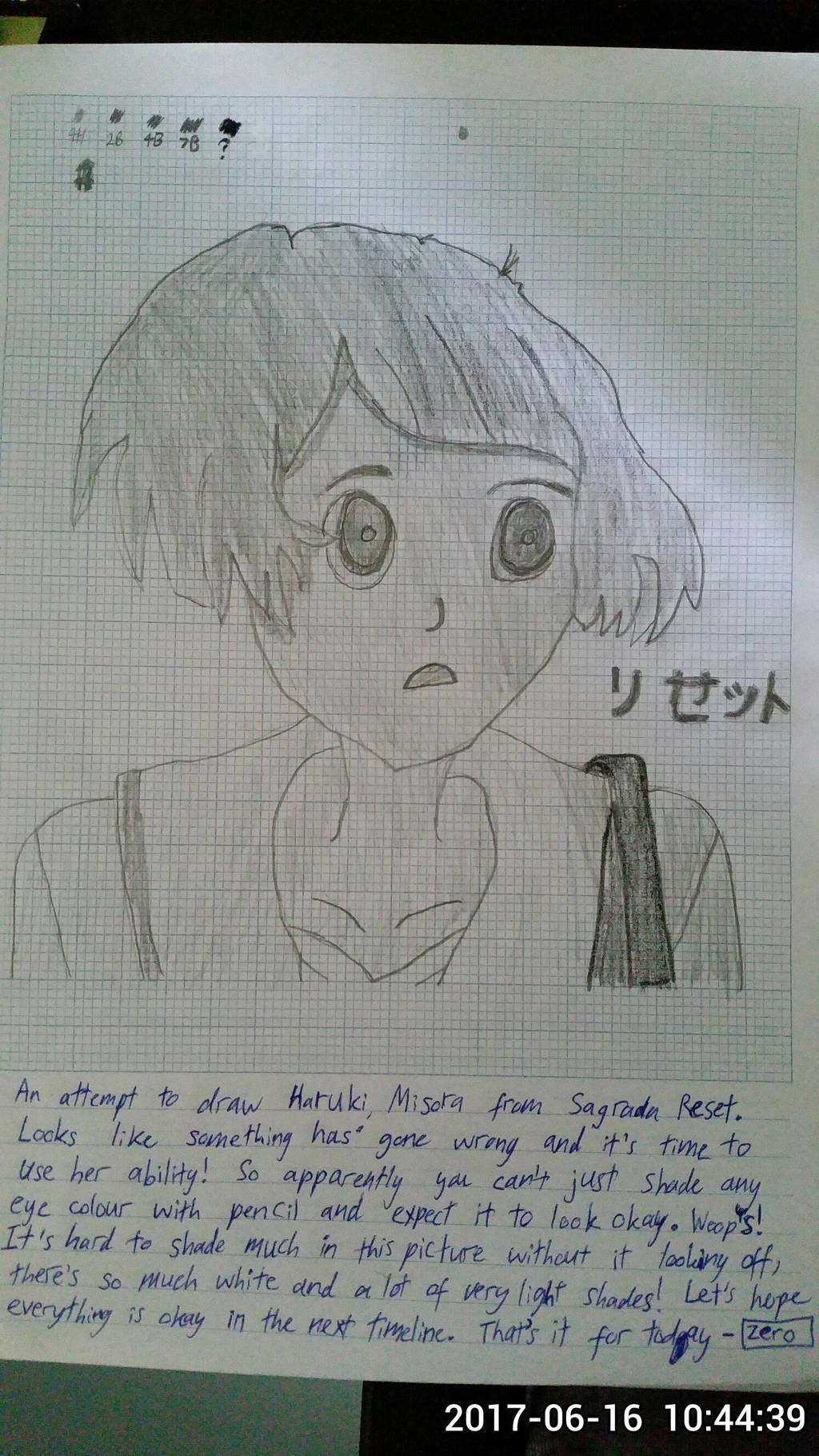 Haruki by ZeroKelvinKeyboard