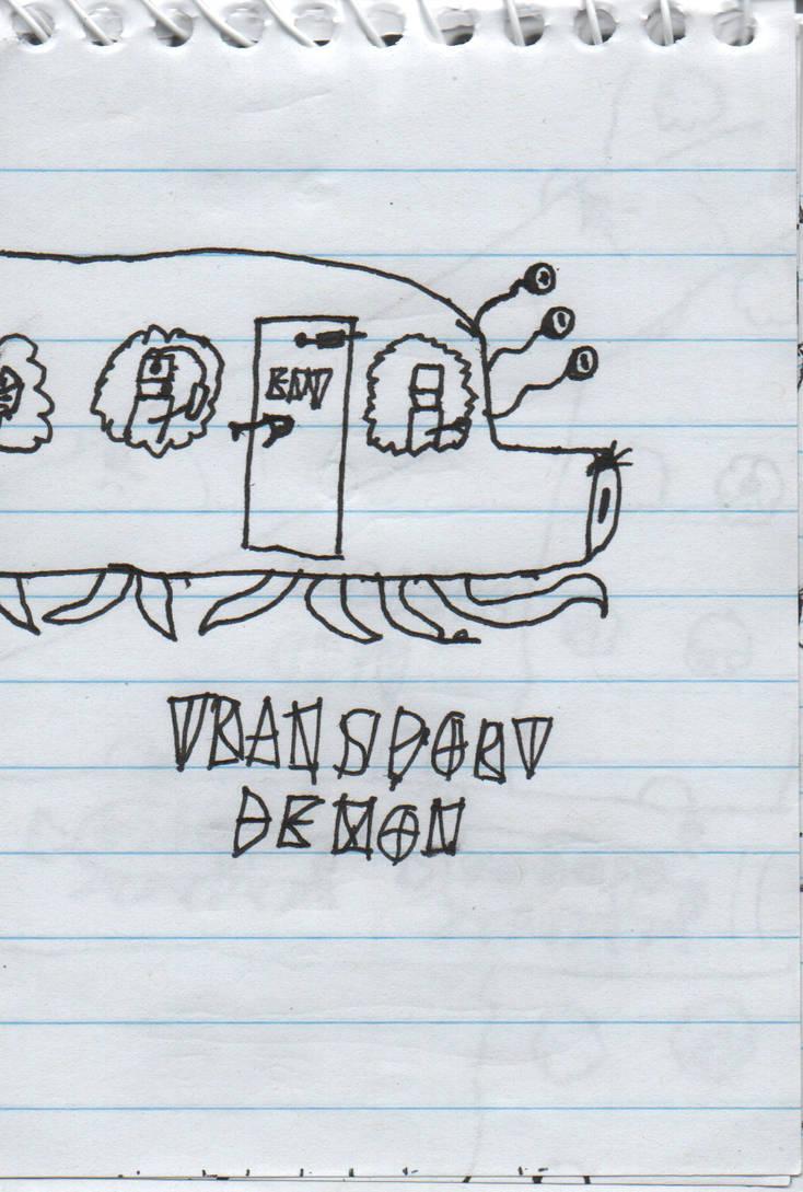 Transport Demon by ZeroKelvinKeyboard