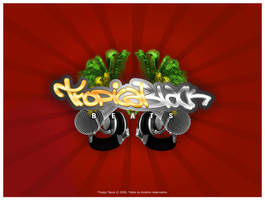 Tropical Black Beats by thiagotasca