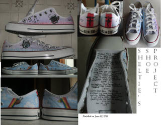Epic Shoes by SheltieLuv