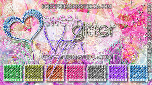 +Sweet Glitter Styles. by BornToBeAMonster