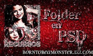 +Folder en PSD. by BornToBeAMonster