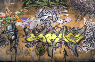 Graffiti 3 by jgreenturkey