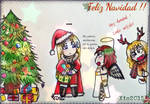 VC Merry Christmas!! by Xomy