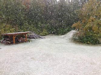 September Snows by Shadowkey392