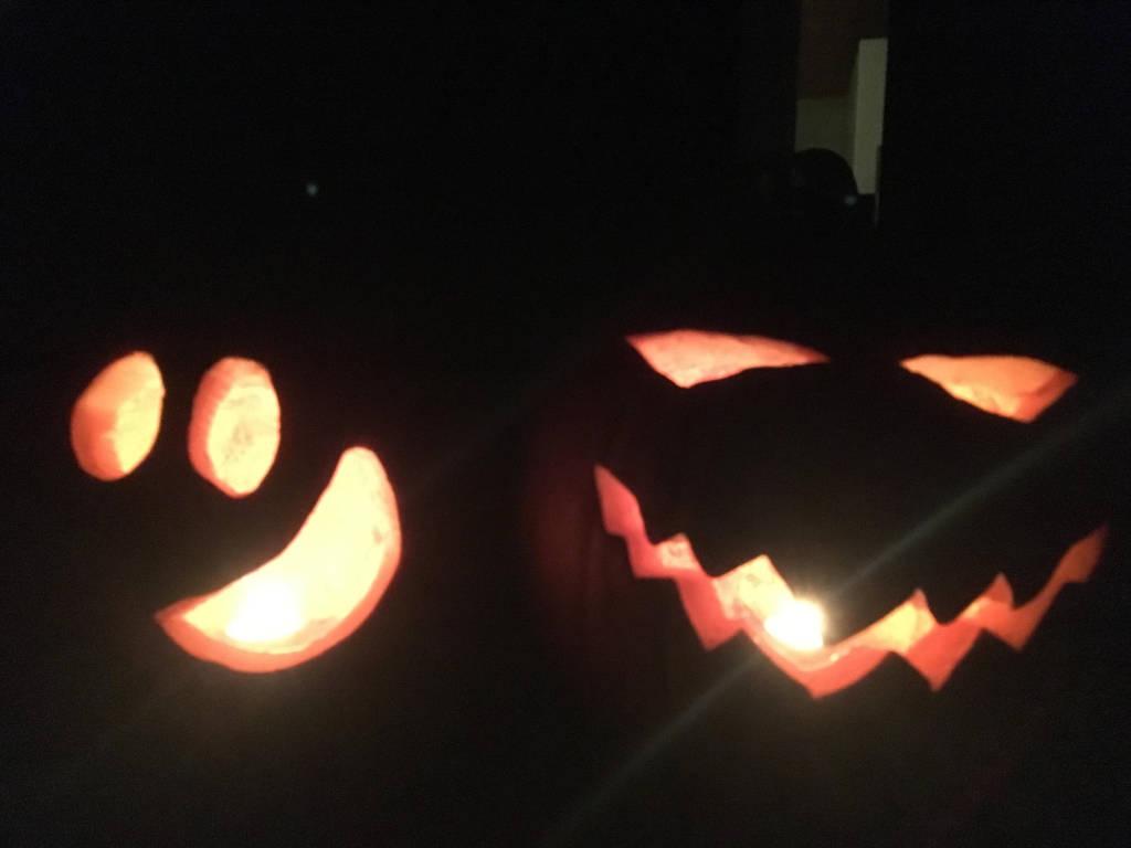 Happy Halloween! by Shadowkey392