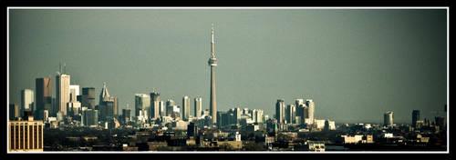 Toronto by SillyPuttyEnemies