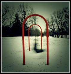 Winter Blur by SillyPuttyEnemies