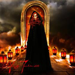 Death's Door by celloismistic