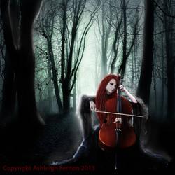 Midnight Sonata by celloismistic