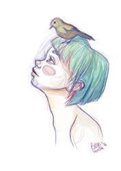 Sketch by Begominola