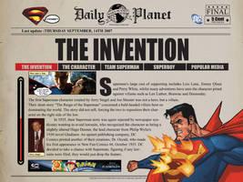 SUPERMAN e-magazine tab 1 by ielamorry86