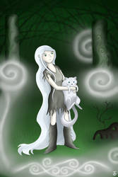 What Are You Doing In My Forest? by Laestr