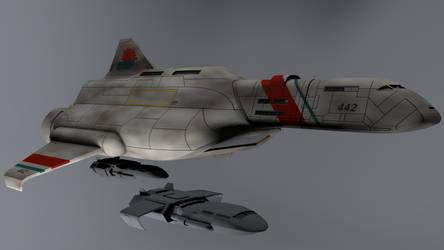 Imperiallines Frontier Transport by riftroamer