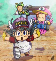 ARALE by Aberu-Chan