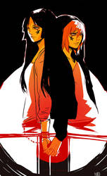 Mitsu Again by thestarofpisces