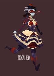 Moonfish - Guild Wars 2 by thestarofpisces