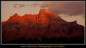 Banff Mountains 2 by KSPhotographic