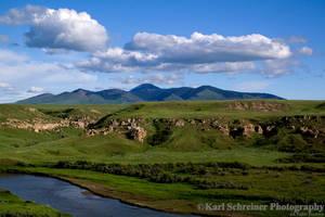 Hello Montana by KSPhotographic