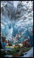 Frozen Wonderland by MaxiimusT