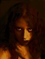Alone In The Dark by caddman