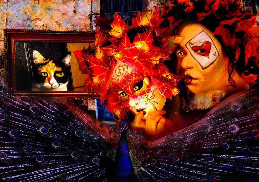 Mask n Dream 11 by caddman