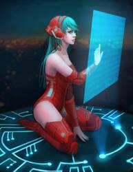 Red Riding Hood by Huyen-n00b