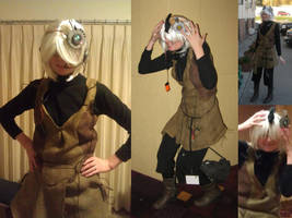 POTaDOS Cosplay by TheQuietWriter