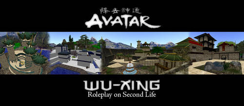 Avatar Wu-Xing - Roleplay by TheQuietWriter