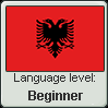 Albanian language level Beginner by Cordisiolol