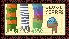 Scarfs by GaussianCat
