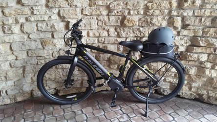 I Like My Bike by No1much