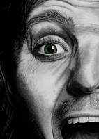 Tim Minchin Big Close-up by clappy-207