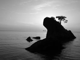 7:45 pm sundown by BurakSFK