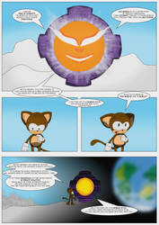 Monkey in the Middle (page 8) by MysticM