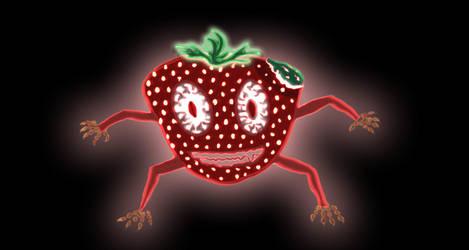 Bloodstrawberry by SzEszter96