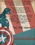 Captain America quote by BC-LS