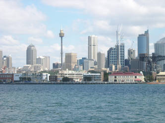 sydney-city by luvablesteph
