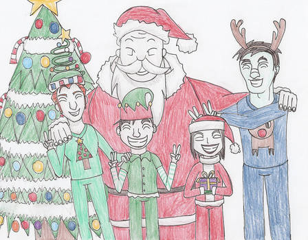 Merry Christmas 2013 by Amber2002161
