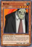 Ratso custom card by Amber2002161