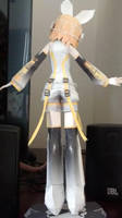 Rin Kagemine Append(Back view) by Amber2002161