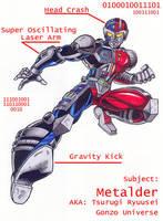 metalder by Gonzo1701