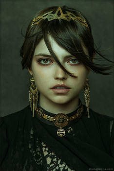 Motherland Chronicles #18 - Julia by zemotion