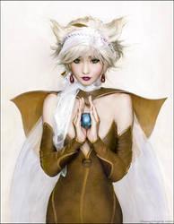 Motherland Chronicles #30 - Untitled Amano Girl by zemotion