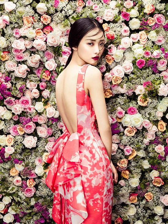 Phuong My Spring/Summer 2015 III by zemotion