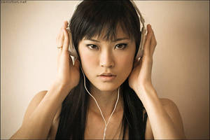 Headphones are Stylish. II by zemotion